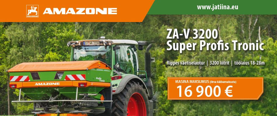 ZA-V 3200 Super Profis Tronic